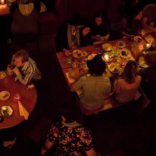 alon-style dinners
